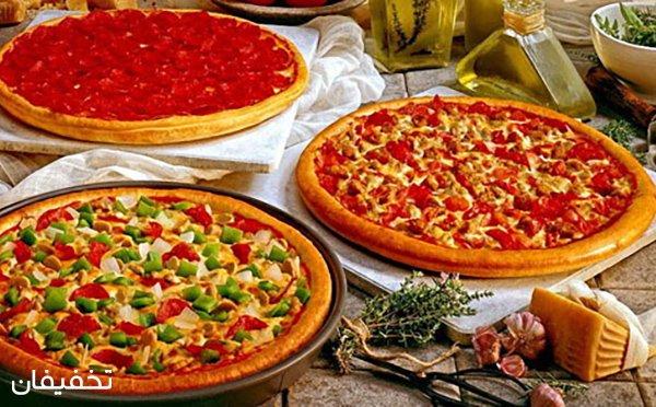 30% تخفیف ویژه سفارش از منوی باز خوشمزه ترین برگرها و پیتزاها