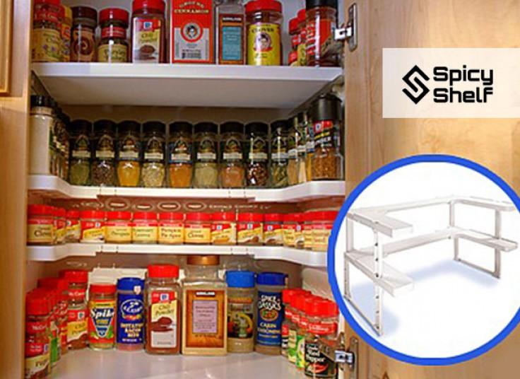 ارگانایزر کابینت Spicy Shelf