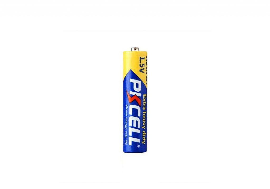 تخفیف ویژه باتری نیم قلمی پیکی سل مدل Extra Heavy Duty بسته 4 عددی